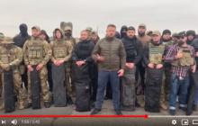 Билецкий опубликовал ультиматум Зеленскому: бойцы останутся защищать Золотое до последнего - видео