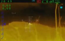 Снайпер ВСУ ликвидировал российского наемника с 650 метров - видео с передовой Донбасса