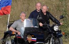 Путин на мотоцикле взбесил крымчан - Аксенов жалко оправдался за главу России