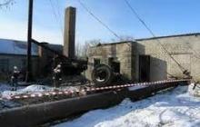 Взрыв котельной в Донецкой области: куски от котла серьезно ранили работников