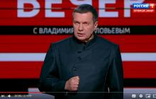 Украинский политолог разозлил Соловьева в прямом эфире росТВ: появилось видео скандала из-за Украины