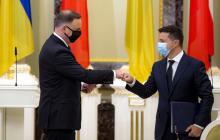 Зеленский и Дуда пояснили, почему Украина должна быть в составе ЕС