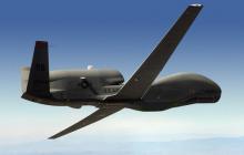 США отправили ударный беспилотник RQ-4B-30 Global Hawk к берегам Крыма и на линию разграничения на Донбассе: детали операции
