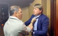 """Что думает Украина об """"эпической схватке"""" Ляшко и Геруса в аэропорту"""