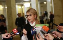 """""""Зеленский пересек """"красные линии"""", - Тимошенко резко раскритиковала президента из-за скандала"""