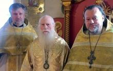 На Херсонщине переломное для Украины событие: первый клирик УПЦ Московского патриархата перешел в ПЦУ - кадры