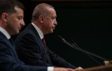 Мы заставим Россию уважать мировое право: Зеленский и Эрдоган решили, как наказать агрессора