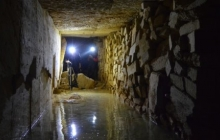 """Прорыв шахтных вод в Луганской области: существует явная угроза затопления шахты """"Золотое"""""""