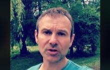 Вакарчук внезапно заступился за Зеленского в своем видеообращении