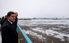 Зеленский перед Новым годом отправился на Ивано-Франковщину по важному делу: кадры