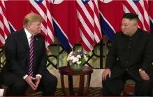 Встреча Трампа и Ким Чен Ына состоялась во Вьетнаме: видео опубликовано в Сети