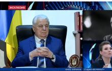 """""""Да как вы можете"""", - Скабеева перешла на крик в общении с Кравчуком, видео"""