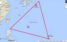 """На Земле образовался новый Бермудский треугольник: судно Китая """"вошло в другое измерение"""""""