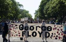 Гибель афроамериканца Джорджа Флойда: волна протеста докатилась до Австралии