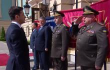 Глава Минобороны Украины Полторак подал заявление об отставке после инаугурации Зеленского