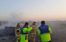 Крушение украинского самолета в Иране: МИД Украины выступил с заявлением
