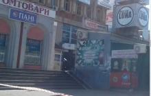 В Сумах рано утром в ночном клубе прогремел взрыв: злоумышленник бросил в толпу гранату - кадры