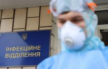 За сутки с коронавирусом госпитализировали 742 украинца - данные МОЗ на 25 сентября