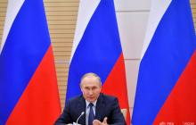 """""""Неплохая идея, но надо подумать"""", - Путин об идее закрепить в Конституции РФ победы во Второй мировой войне"""
