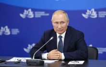 Песков признался, почему Путин не встречал пленных в аэропорту