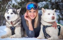 """Які ж ідіоти бувають"", - отдыхающие хотели покалечить Лесю Никитюк на горнолыжном курорте, детали"