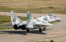 """СМИ: Модернизация """"МиГ-29"""" для ВСУ сорвана, истребитель разворовали прямо на заводе"""