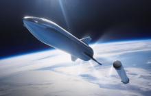 SpaceX начинает испытания новых межпланетных кораблей
