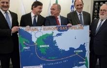 Израиль наносит сокрушительный удар по РФ: соглашение о газопроводе East Med в ЕС подписано