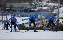 4 дня до Игр: как проводят свободное время украинские паралимпийцы в Пхенчхане - кадры тренировок