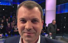 "Попов снова ""троллит"" Донбасс: ""Аж пробрало на секунду от гордости"""