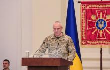 Деоккупация Донбасса за сутки: глава Генштаба Хомчак дал оценку словам Наева