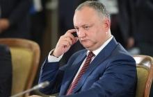 """""""Призываю своих сторонников к мобилизации, ждите моего сигнала"""", - Додон опасается свержения с поста президента Молдовы"""