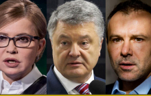 Порошенко, Вакарчук и Тимошенко и Парубий призвали украинцев выйти на Майдан: что произошло