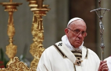 Папа Римский в предрождественской речи помолился за Украину и Сирию - Россию понтифик проигнорировал
