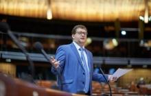 Арьев заявил о финансовом шантаже Совета Европы и со стороны Москвы