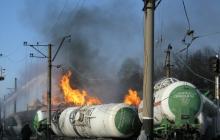 Прокуратура: взрыв цистерны в Харькове квалифицирован как диверсия
