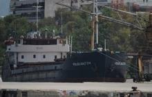 """МинВОТ: Корабль Volgo-Balt 214 затонул в Черном море, доставляя уголь из """"ЛДНР"""" в Турцию по приказу РФ, - кадры"""