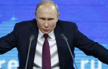 Прогноз Путина: доллар рухнет, США падут - миром будет править Россия