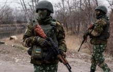 Оккупанты на Донбассе не прекращают атаковать позиции ВСУ по всему фронту