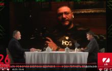 """Добкин в эфире ZIK угрожает повесить Порошенко: """"регионал"""" рассказал, что он задумал, - видео"""
