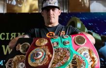 Уже не чемпион: известный боксер Александр Усик лишился своего пояса и обратился к фанатам