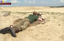 Враг готовится к потерям на Донбассе: СМИ показали кадры тренировки необычных снайперов ООС, как в НАТО
