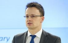 """Сийярто предложил Украине наделить венгерский язык статусом """"коренного"""" – детали скандала"""