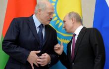 Россия  ведет себя с Беларусью словно удав, медленно, но неотвратимо заглатывающий добычу