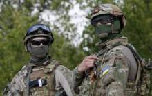 Украинские спецподразделения ведут поиск диверсантов под Мариуполем