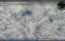 """ВСУ проводит """"утилизацию избыточной """"гуманитарки"""" РФ и """"ихтамнетов"""" на Донбассе: видео сокрушительной атаки"""