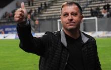 """Главный тренер """"Зари"""" Юрий Вернидуб: """"Да, нам тяжело сейчас, но я надеюсь, что рано или поздно мы вернемся на луганскую землю"""""""