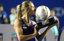 Триумфальная победа теннисистки Цуренко в турнире WTA в Мексике: в финале украинка сразилась с соперницей из Швейцарии