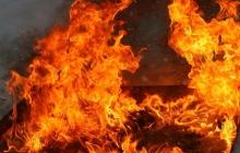 Трагедия под Запорожьем: потеряв в пожаре маленьких сыновей, 31-летняя мать совершила суицид рядом с пепелищем