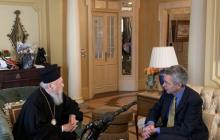 Посол США обсудил со Вселенским патриархом поддержку украинской церкви - известны подробности